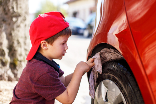 Car Care for Kids