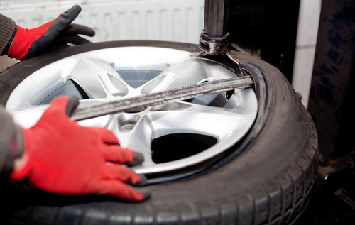 Take Care of Your Tires | Tire Rotation, Car Care