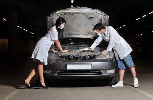 Need a Car Doctor for That Coughing? | Car Care, Car Repair