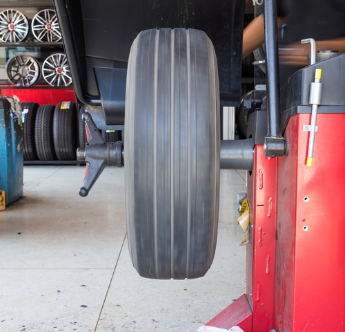 That Shimmy Is Telling You Something | Tires
