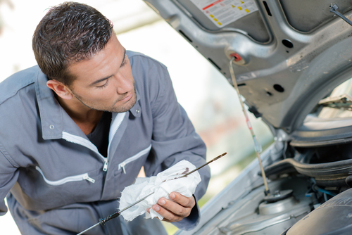 Show Your Car You Care | Oil Change